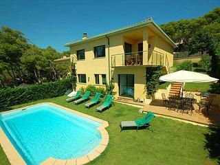 4 bedroom Villa in Tamariu, Catalonia, Spain : ref 5604545