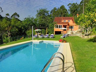 3 bedroom Villa in Vilameán, Galicia, Spain : ref 5604616