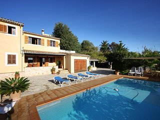3 bedroom Villa in Selva, Balearic Islands, Spain : ref 5490917