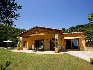 3 bedroom Villa in Vall-Llobrega, Catalonia, Spain : ref 5604534