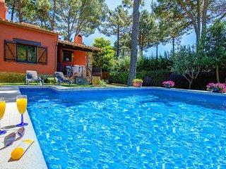 2 bedroom Villa in Fornells de la Selva, Catalonia, Spain : ref 5604537