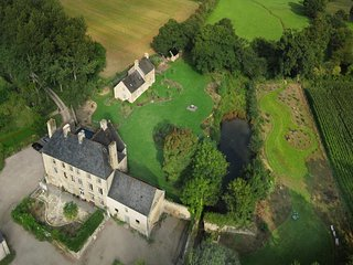 7 bedroom Villa in Granville, Normandy, France : ref 5491494