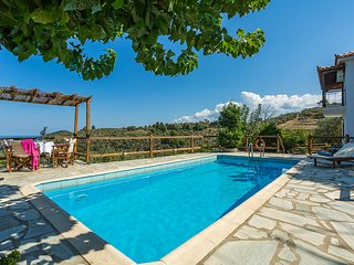 2 bedroom Villa in Skópelos, Thessaly, Greece : ref 5604849