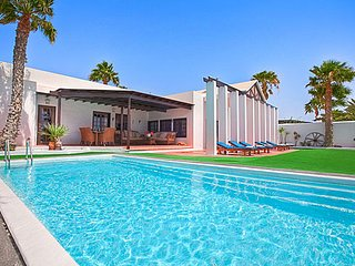 3 bedroom Villa in Costa Teguise, Canary Islands, Spain : ref 5491353