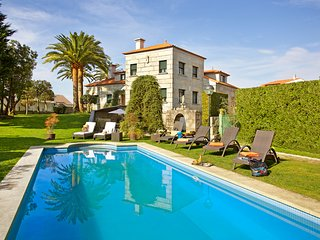 8 bedroom Villa in Melojo, Galicia, Spain : ref 5604594