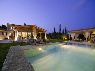 4 bedroom Villa in Pollenca, Balearic Islands, Spain : ref 5490935
