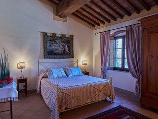 La Magnifica B&B Botticelli Bedroom