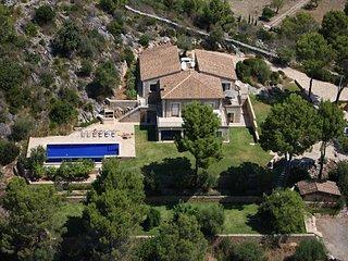 5 bedroom Villa in Pollenca, Balearic Islands, Spain : ref 5490989