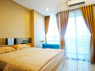 Cozy & Modern Fully Furnished Studio at Central of Jakarta