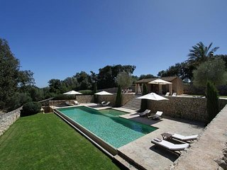 8 bedroom Villa in Porreres, Balearic Islands, Spain : ref 5490922