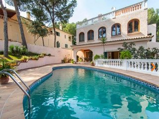 6 bedroom Villa in Portals Nous, Balearic Islands, Spain : ref 5490959