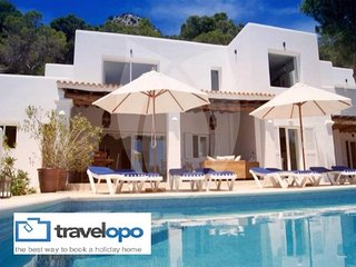 6 bedroom Villa in Es Cubells, Balearic Islands, Spain : ref 5491523
