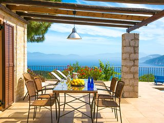 2 bedroom Villa in Katsaráta, Ionian Islands, Greece : ref 5604830