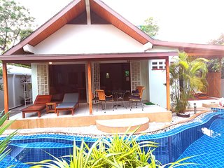 Abby's Hideaway is a  good location near Nai-Harn beach.