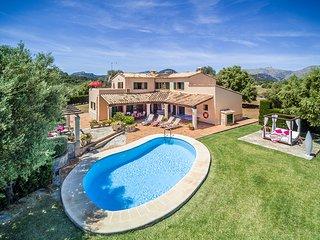 3 bedroom Villa in Pollença, Balearic Islands, Spain : ref 5604661