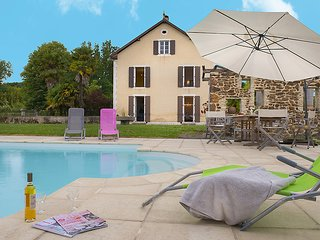 3 bedroom Villa in Arsague, Nouvelle-Aquitaine, France : ref 5604582