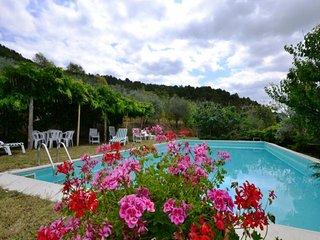 3 bedroom Villa in Casa Biondo, Tuscany, Italy : ref 5491537