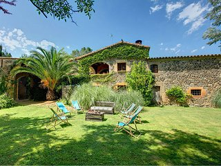 4 bedroom Villa in Millas, Catalonia, Spain : ref 5604520