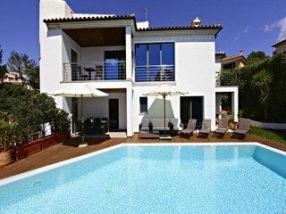 4 bedroom Villa in Alcanada, Balearic Islands, Spain : ref 5490970