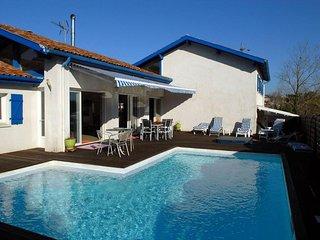 6 bedroom Villa in Bidart, Nouvelle-Aquitaine, France : ref 5491400