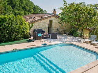 2 bedroom Villa in Auradou, Nouvelle-Aquitaine, France : ref 5604575