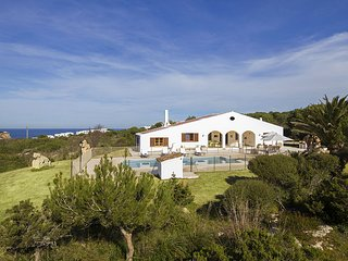 4 bedroom Villa in Cala Morell, Balearic Islands, Spain : ref 5604714