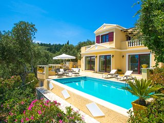 2 bedroom Villa in Klonatika, Ionian Islands, Greece : ref 5604909