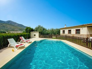 2 bedroom Villa in Los Tablones, Andalusia, Spain : ref 5604481
