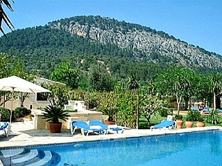 2 bedroom Villa in Pollenca, Balearic Islands, Spain : ref 5490930