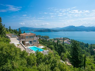 3 bedroom Villa in Lygia, Ionian Islands, Greece : ref 5604924