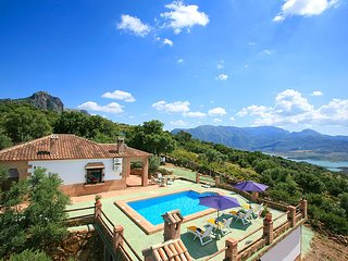 2 bedroom Villa in El Gastor, Andalusia, Spain : ref 5604477