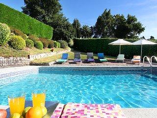 5 bedroom Villa in Santiago de Compostela, Galicia, Spain : ref 5604618