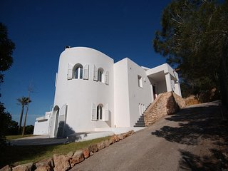 7 bedroom Villa in Cala Tarida, Balearic Islands, Spain : ref 5491452