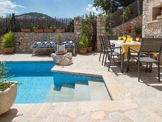 3 bedroom Villa in Pollença, Balearic Islands, Spain : ref 5490978