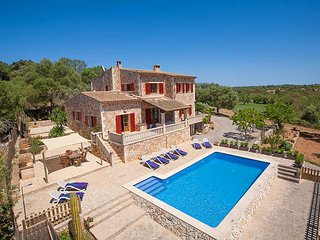 4 bedroom Villa in Felanitx, Balearic Islands, Spain : ref 5604680