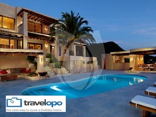 6 bedroom Villa in San Agustin des Vedra, Balearic Islands, Spain : ref 5491521