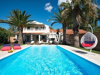 3 bedroom Villa in Chalikounas, Ionian Islands, Greece : ref 5604811