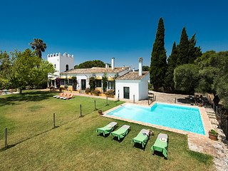 5 bedroom Villa in Dehesilla de Algar, Andalusia, Spain : ref 5604464
