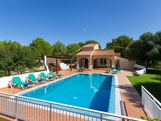 4 bedroom Villa in Ferreries, Balearic Islands, Spain : ref 5604715