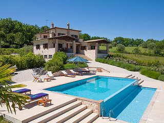 4 bedroom Villa in Giove, Umbria, Italy : ref 5604867