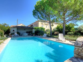 2 bedroom Villa in Villelaure, Provence-Alpes-Cote d'Azur, France : ref 5555247