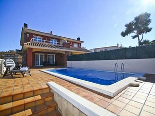 5 bedroom Villa in La Pineda, Catalonia, Spain : ref 5491675