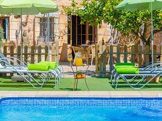 FINCA CAN MARIA COSTITX - Villa for 8 people in Costitx