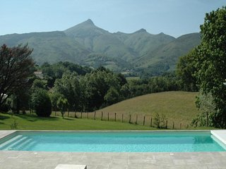 5 bedroom Villa in Olhette, Nouvelle-Aquitaine, France : ref 5491417