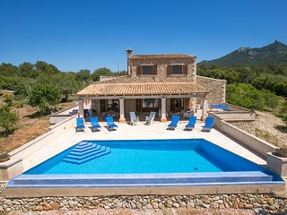 4 bedroom Villa in Felanitx, Balearic Islands, Spain : ref 5604670