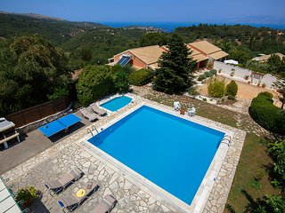 4 bedroom Villa in Karyotiko, Ionian Islands, Greece : ref 5604801