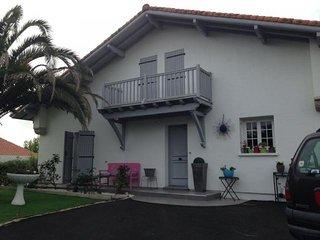 4 bedroom Villa in Boucau, Nouvelle-Aquitaine, France : ref 5491393