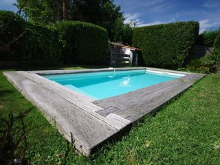 4 bedroom Villa in Cinq-Cantons, Nouvelle-Aquitaine, France : ref 5491394