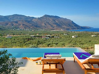 2 bedroom Villa in Fournados, Crete, Greece : ref 5604893