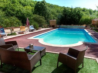 5 bedroom Villa in Lachapelle-Auzac, Occitania, France : ref 5491509